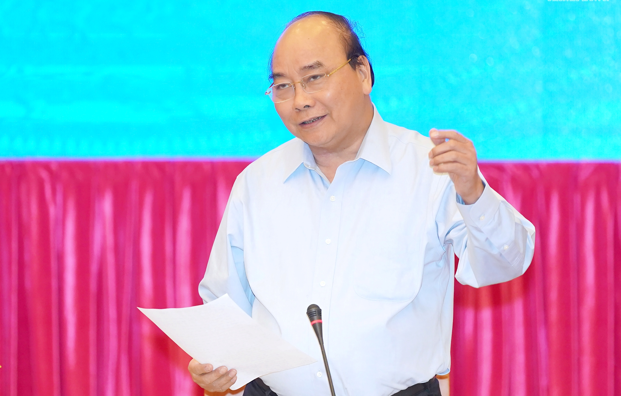 Tiếp tục kiên định 3 đột phá chiến lược đối với các tỉnh miền Trung, Tây Nguyên
